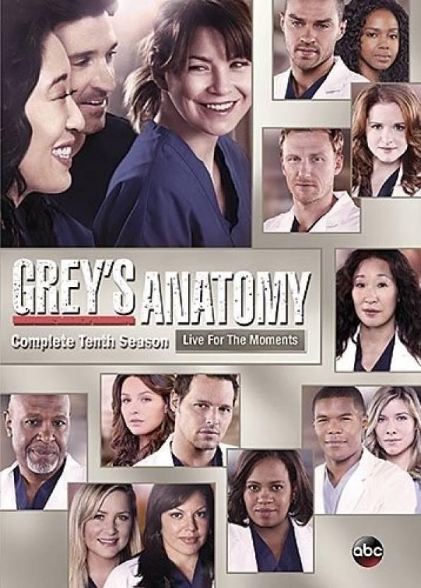Greys Anatomy 10 10 Price In India Buy Greys Anatomy 10 10