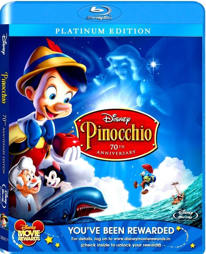 Pinocchio 70th Anniversary Edition