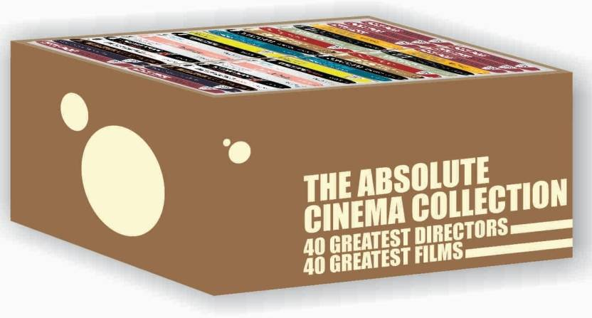 The Absolute Cinema Collection (40 Films DVD Boxset)