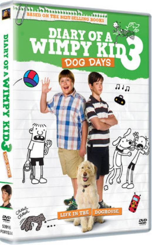 Diary of a wimpy kid 3 dog days buy diary of a wimpy kid 3 diary of a wimpy kid 3 dog days solutioingenieria Choice Image