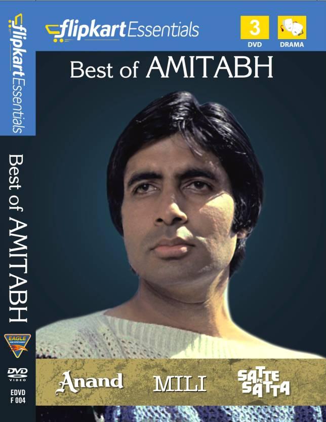 Flipkart Essentials : Best Of Amitabh