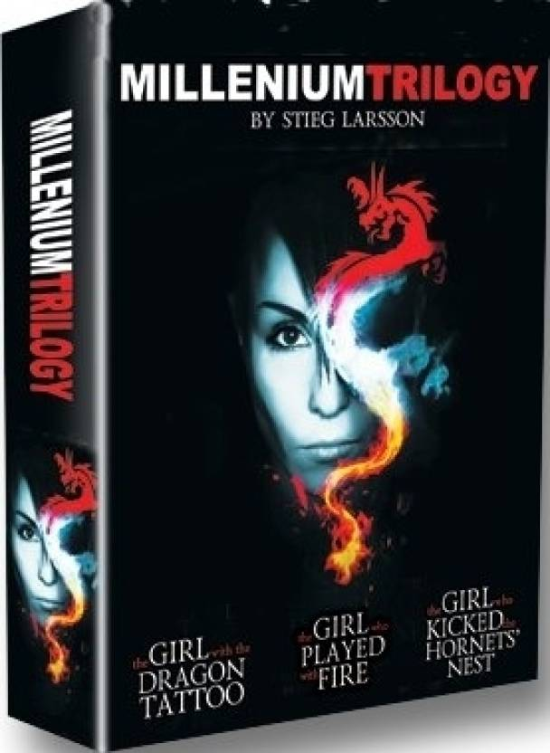 Millenium Trilogy (Set of 3 DVD's) Complete