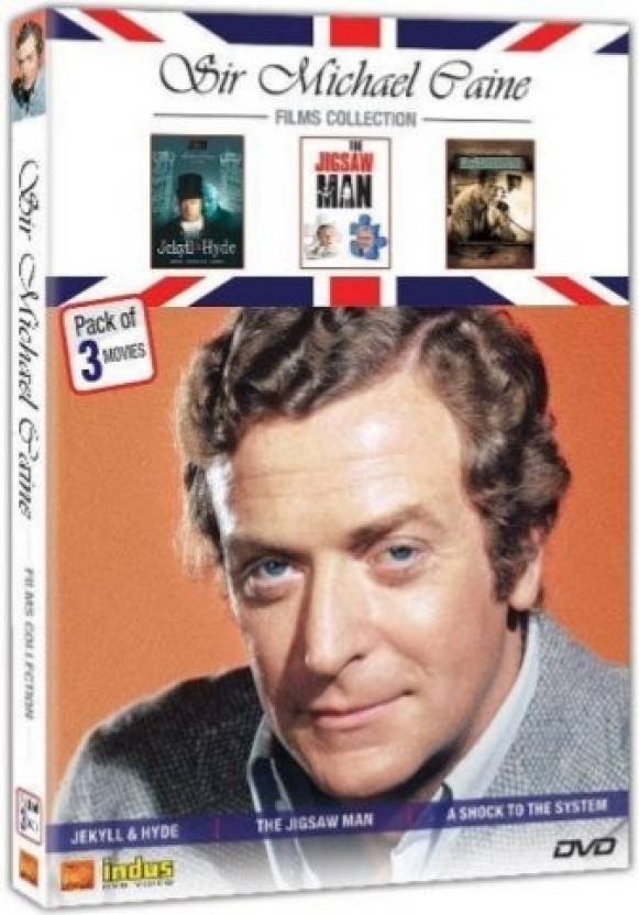 Sir Michael Caine Films Collection