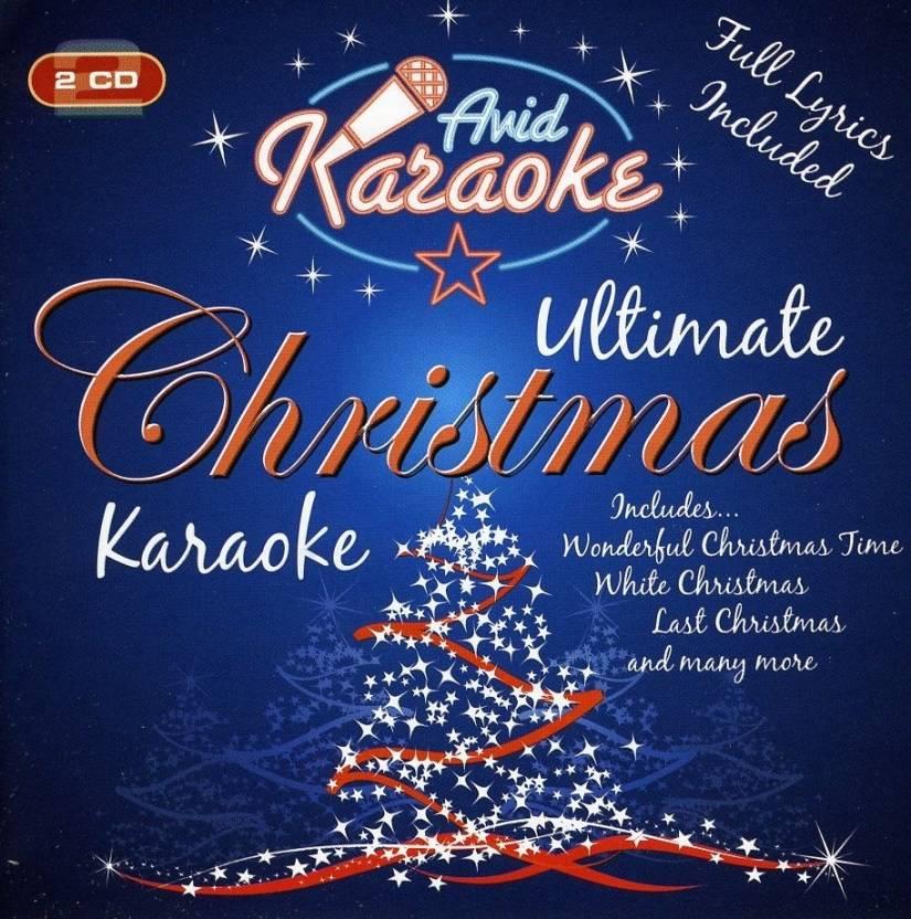 ultimate christmas karaoke - Blue Christmas Karaoke