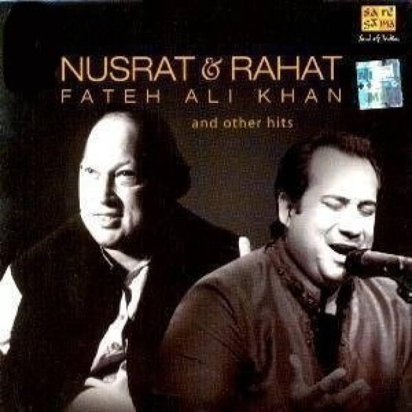 Nusrat & Rahat Fateh Ali Khan And Other Hits MP3 Standard Edition
