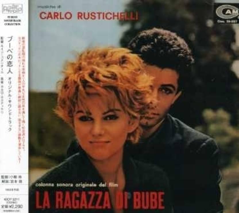 the latest eb4a2 c0e4d La Ragazza Di Bube O.S.T. (Jpn) Music Audio CD - Price In ...