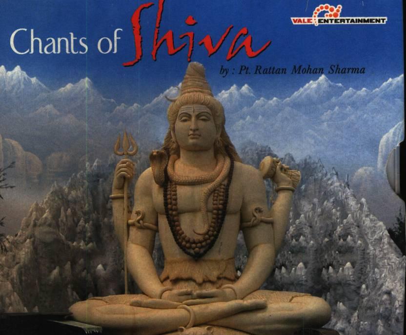 Chants Of Shiva Music Audio CD - Price In India  Buy Chants Of Shiva