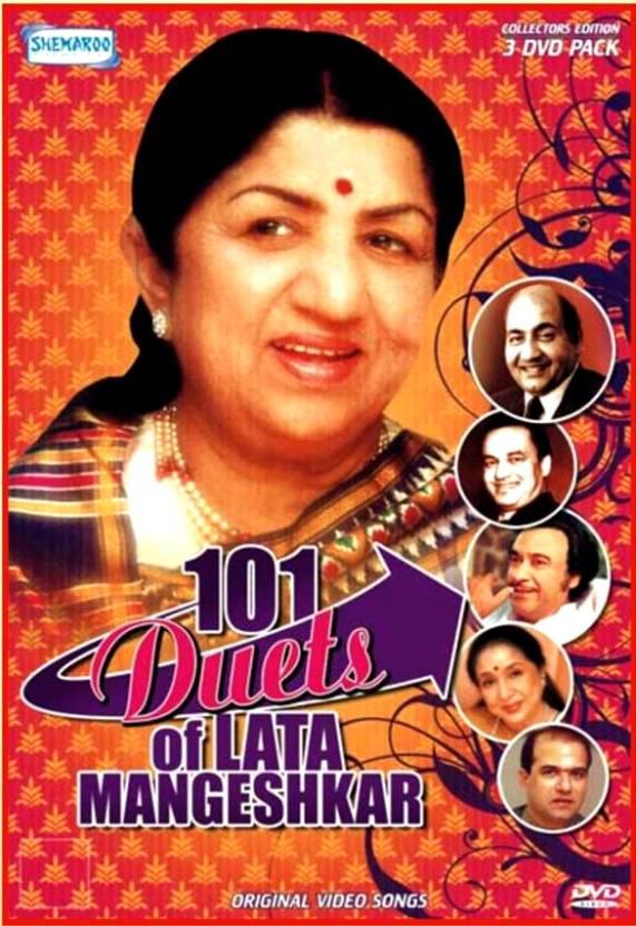 101 Duets Of Lata Mangeshkar