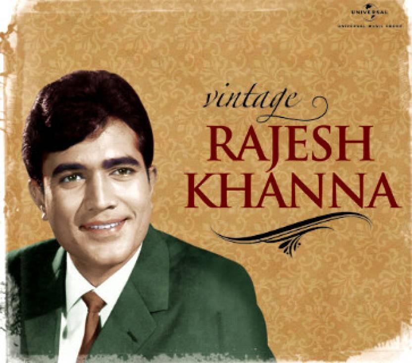 Vintage Rajesh Khanna