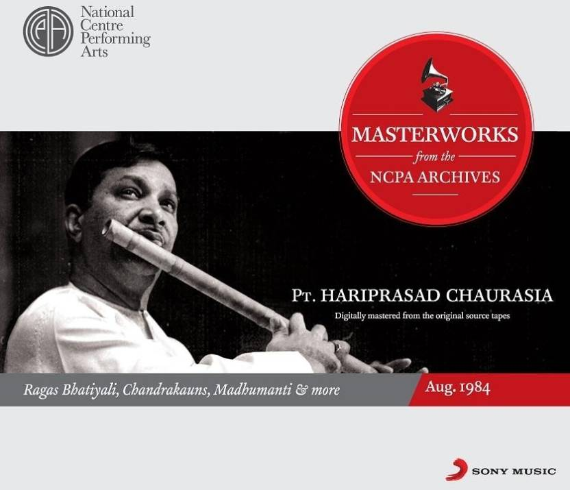 Masterworks From The NCPA Archives - Hariprasad Chaurasia