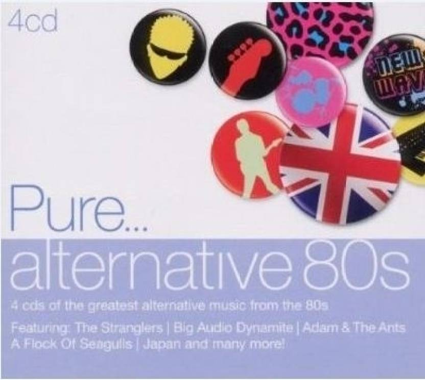 Pure Alternative 80 S Various