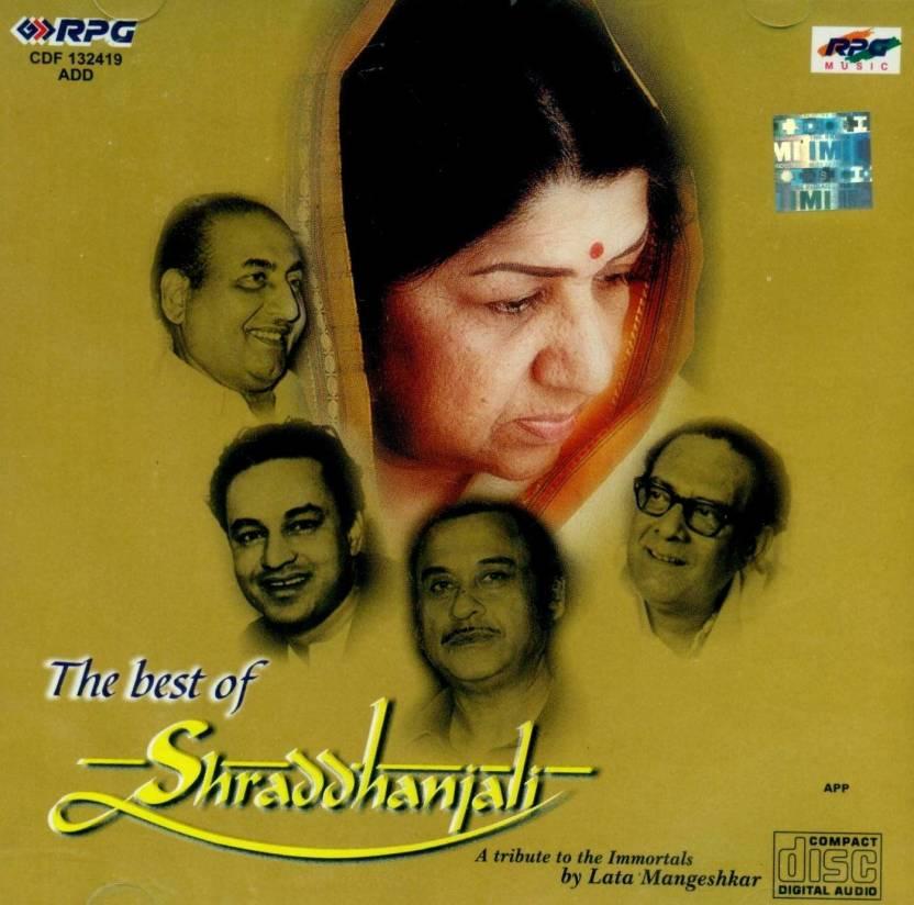 The best of Shraddhanjali
