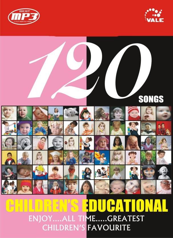 120 Songs Children's Educational