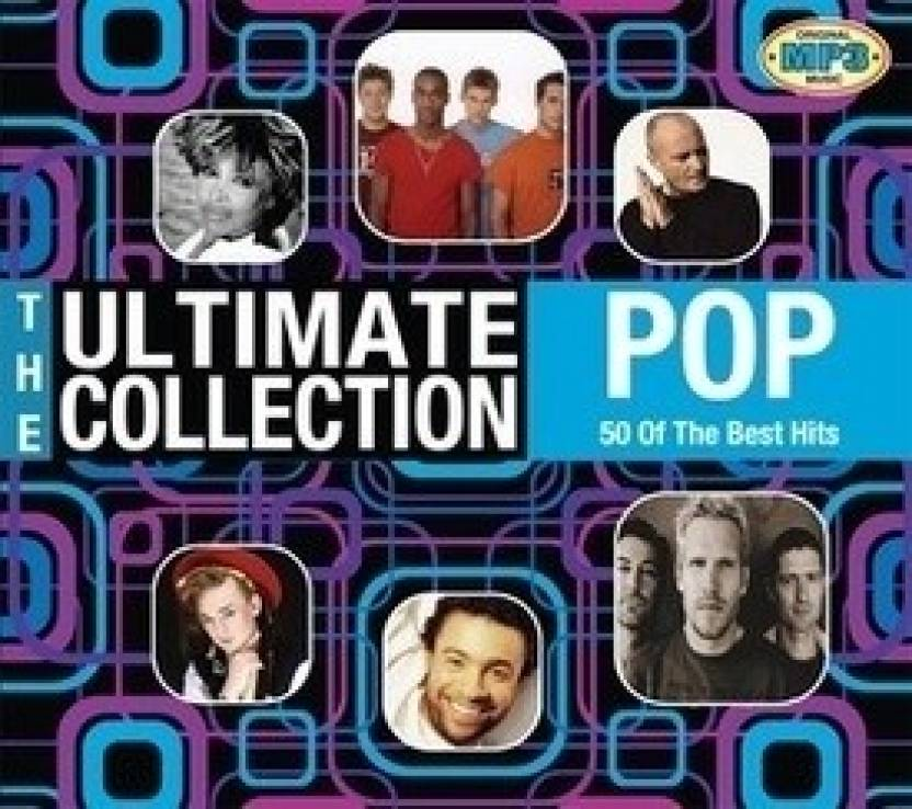 The Ultimate Collection - Pop (Mp3)