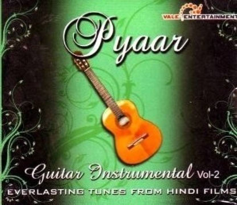 Pyaar - Guitar Instrumental Vol  2 Music Audio CD - Price In