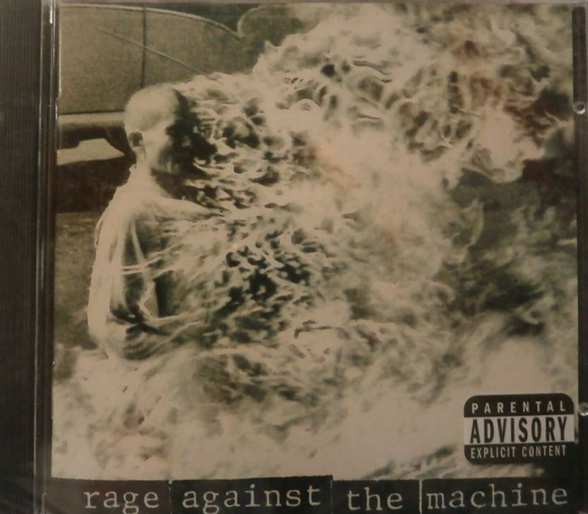 Rage Against The Machine (Parental Adviso)