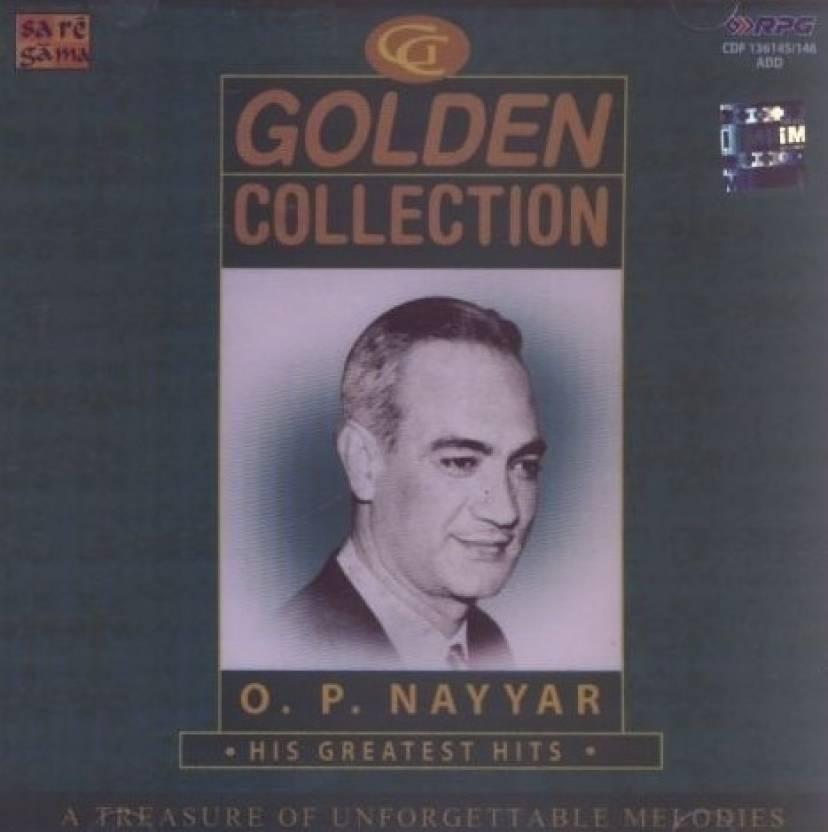 Golden Collection - O.P.Nayyar (O. P. Nayyar)