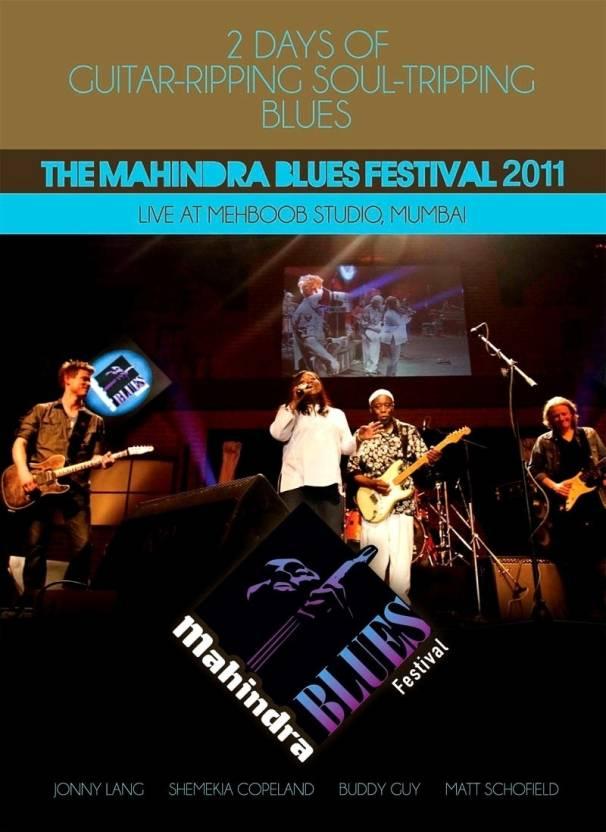 Mahindra Blues Festival 2011