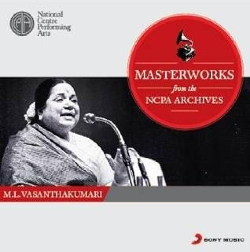 Masterworks From The NCPA Archives - M L Vasanthakumari