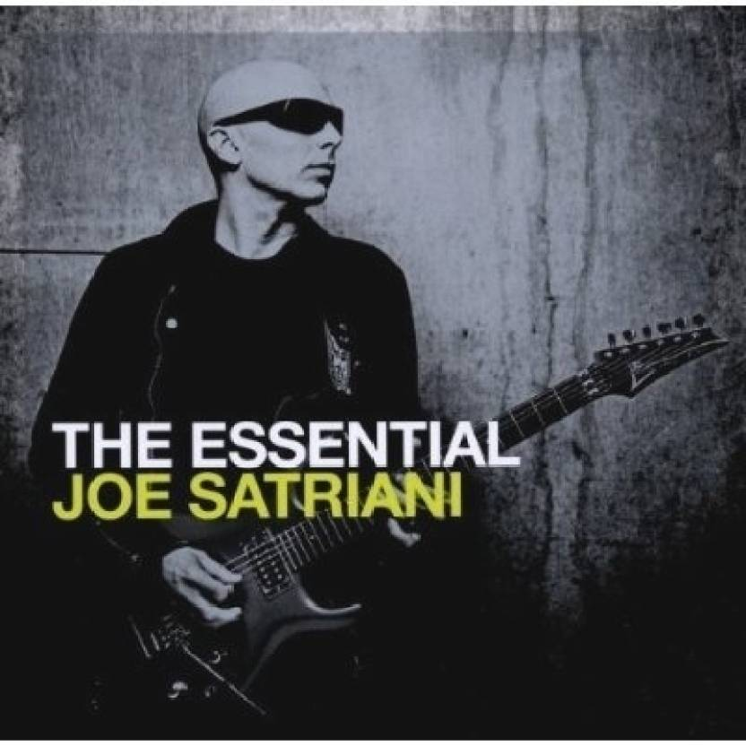 The Essential Joe Satriani English