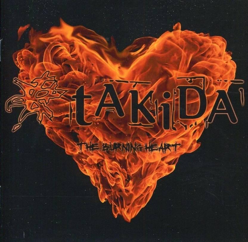 Burning Heart (Hol) Music Audio CD - Price In India  Buy