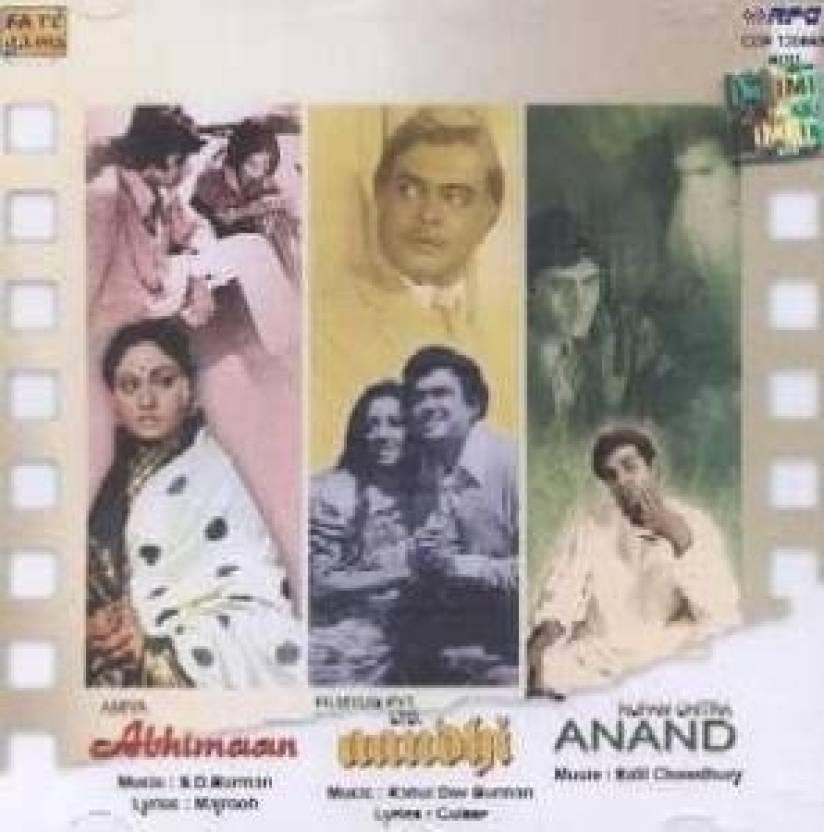 Abhimaan , Aandhi , Anand