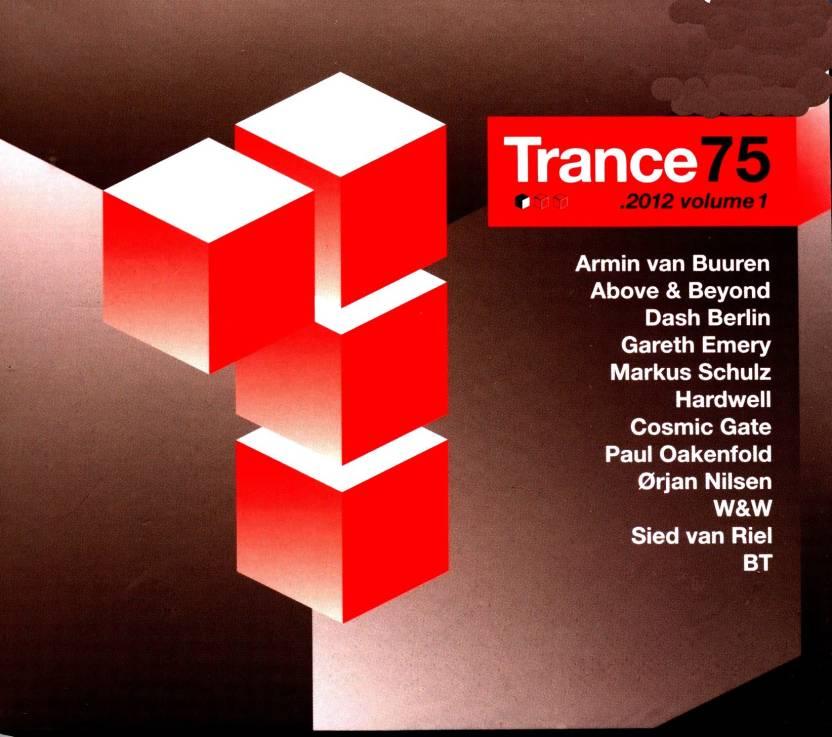 Trance 75 2012, Vol 1