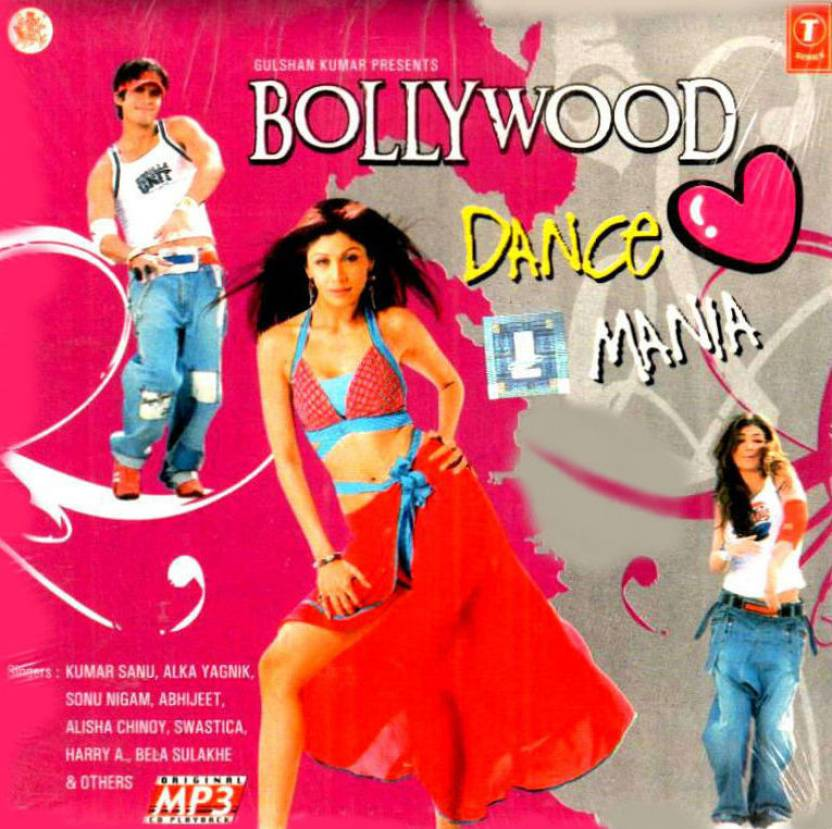 Bollywood Dance Mania Music MP3 - Price In India  Buy