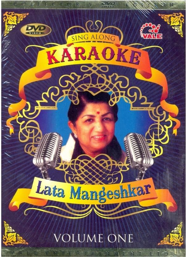 Sing Along Karaoke - Lata Mangeshkar Vol.1