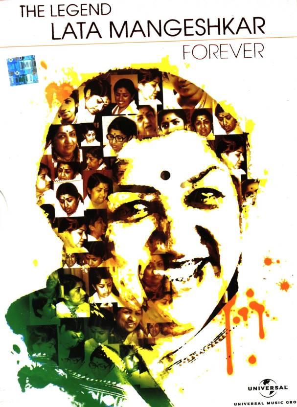 The Legend Forever - Lata Mangeshkar