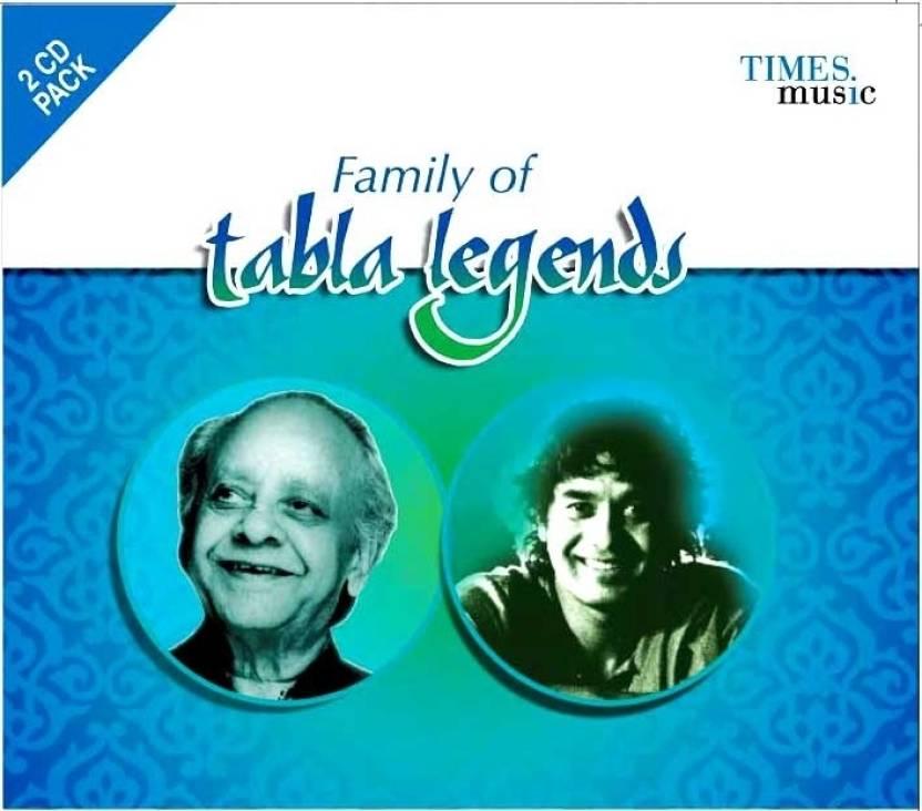 Family Of Tabla Legends (Instrumental)