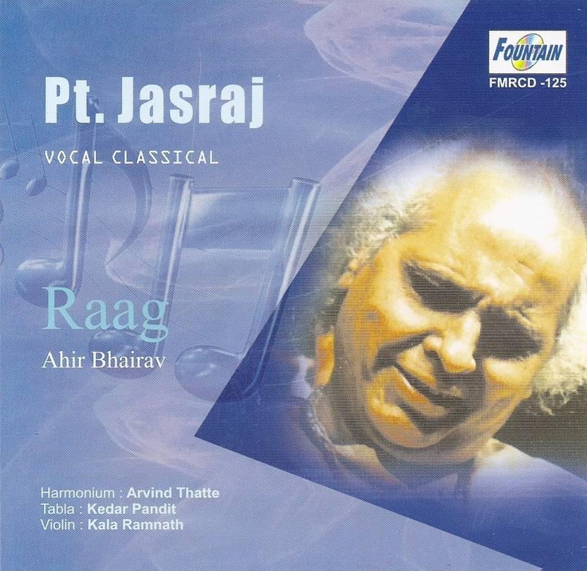 Vocal Classical - Jasraj
