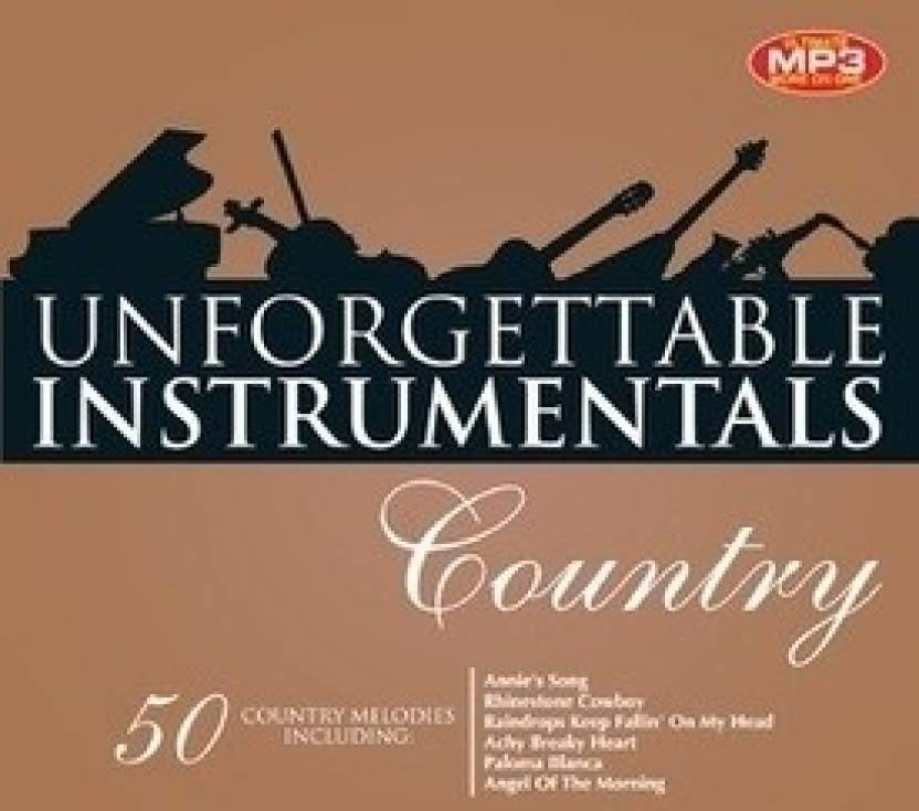 Unforgettable Instrumentals - Country (Cover Version)