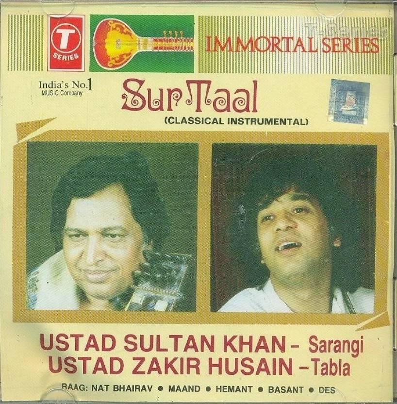 Taal pancham sawari (15 matras) (full song) ustad zakir.