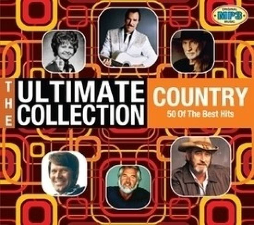 The Ultimate Collection - Country (50 Of The Best Hits)
