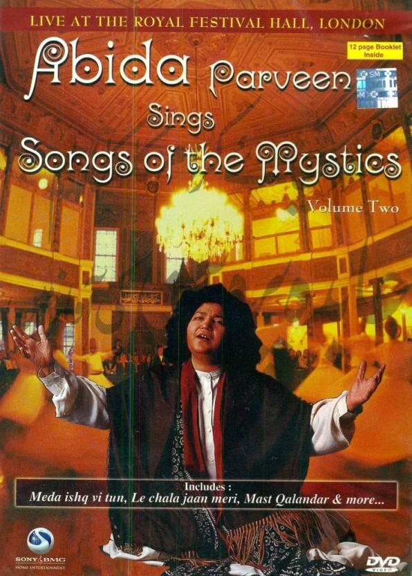 Abida Parveen Sings Songs Of Mystics Vol 2 Music DVD