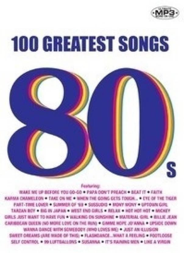 100 GREATEST SONGS - 80s (Cover Version)