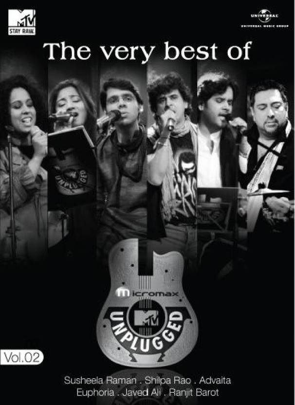 The Very Best Of Micromax MTV Unplugged Volume 2