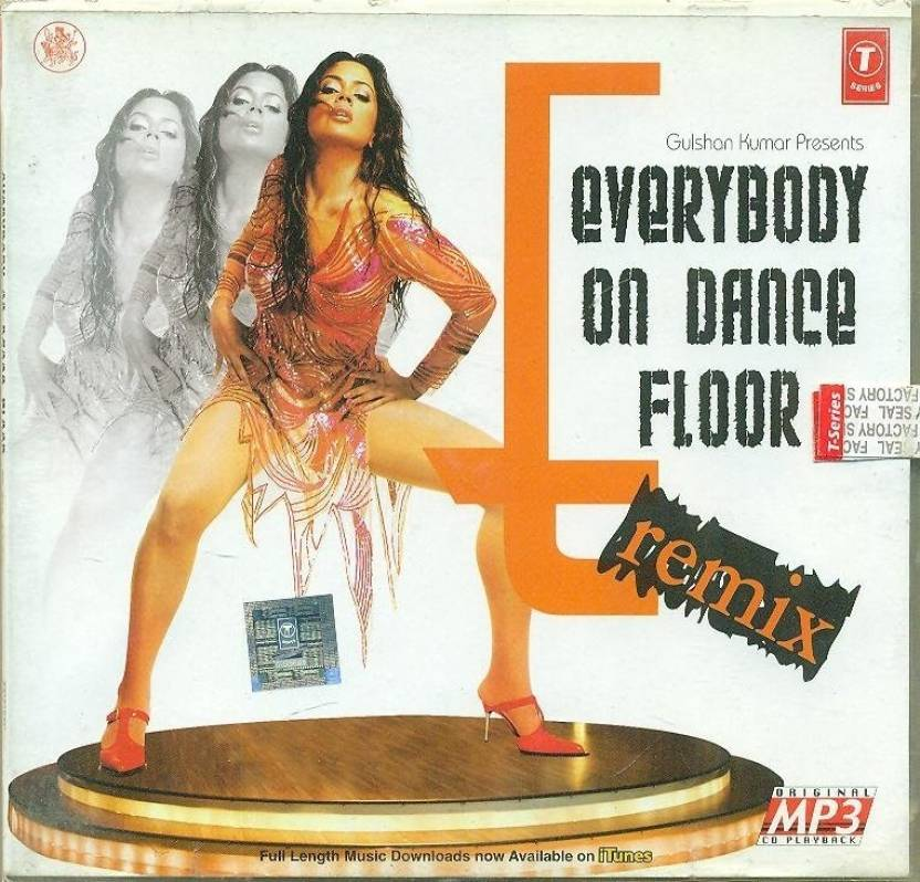 Everybody On Dance Floor (Remix) Music MP3 - Price In India