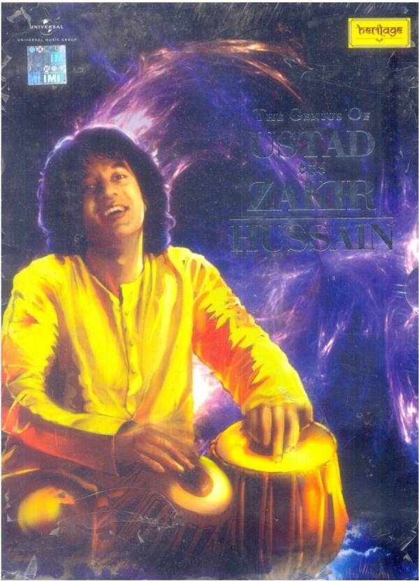 The Genius Of Ustad Zakir Hussain