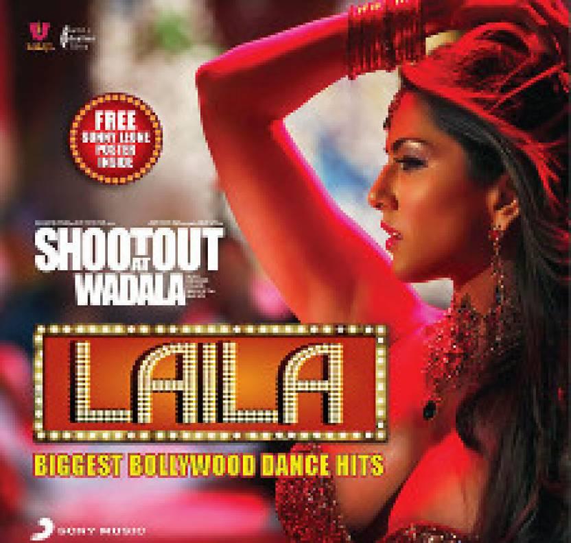Laila - Biggest Bollywood Dance Hits Audio CD Standard