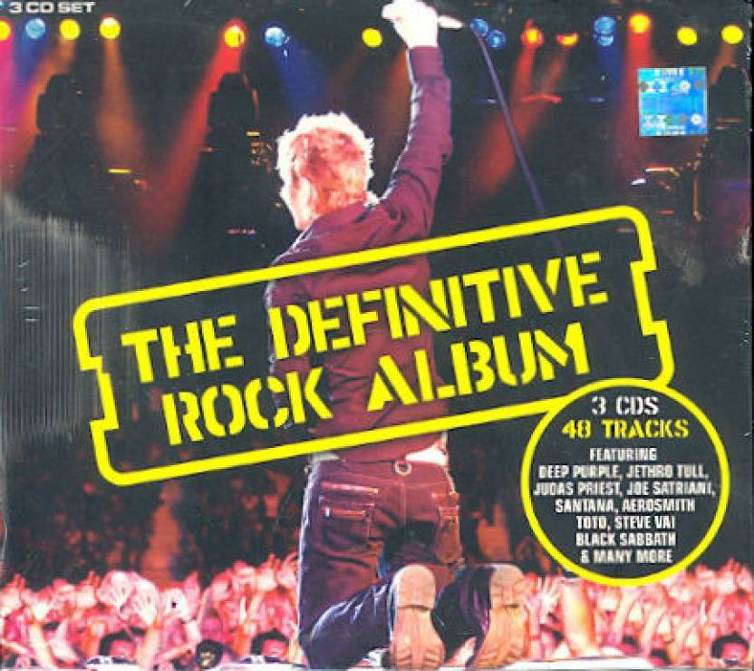 The Definitive Classic Rock Collection 3 CD Set