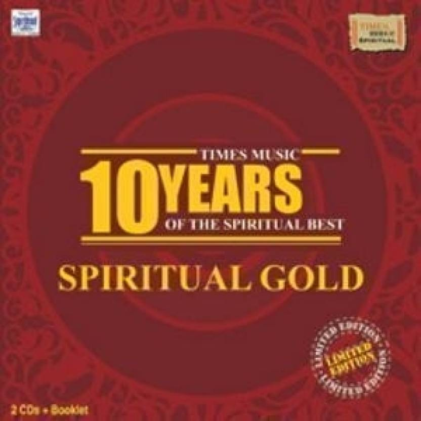 Spiritual Gold-Times Music 10 Years of the Spiritual Best (Limited Edition)