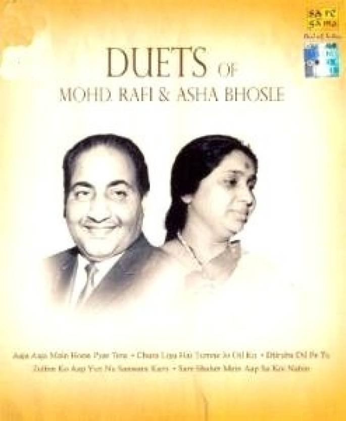 Duets Of Mohd Rafi Asha Bhosle Mp3 Standard Edition Price In