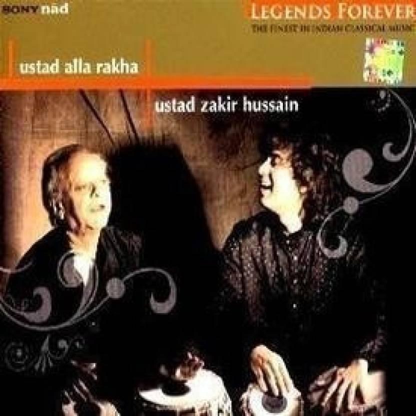 Legends Forever-Allarakha Khan & Zakir Hussain
