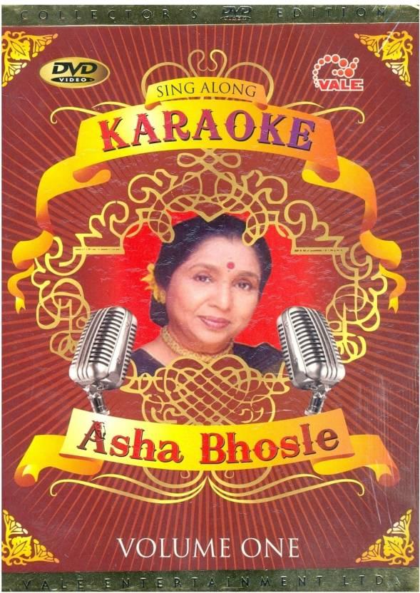 Sing Along Karaoke - Asha Bhosle Vol.1