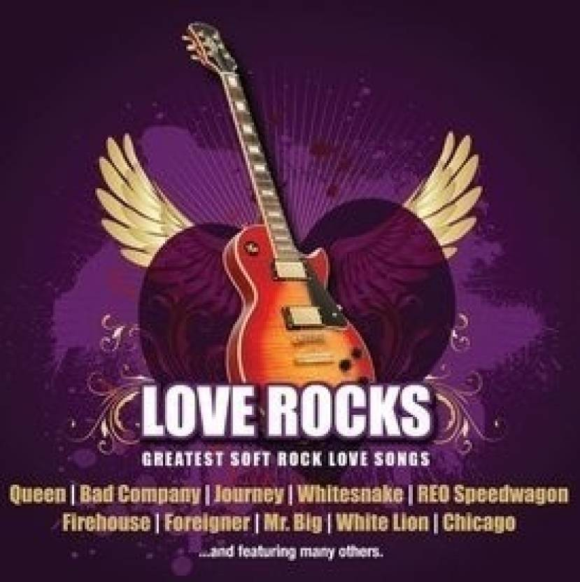 love rocks greatest soft rock love songs music audio cd price in india buy love rocks. Black Bedroom Furniture Sets. Home Design Ideas