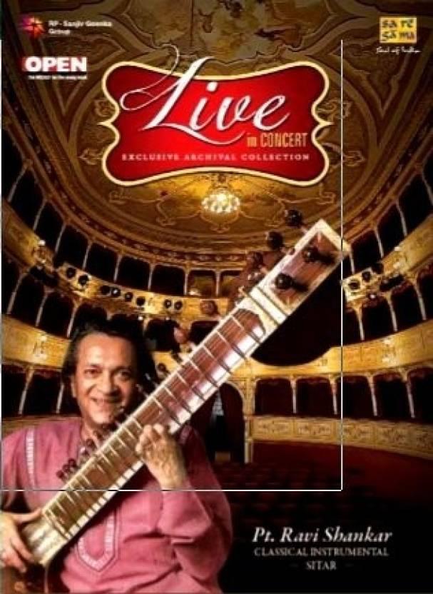 Live In Concert - Pandit Ravi Shankar