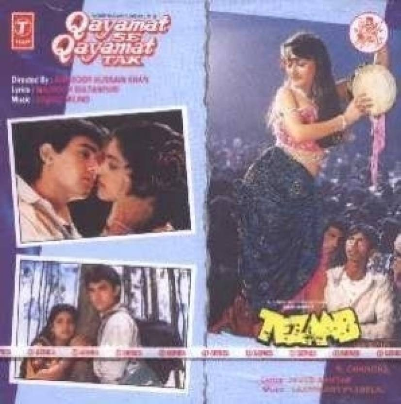 Qayamat Se Qayamat Tak Tezaab Music Audio Cd Price In India Buy