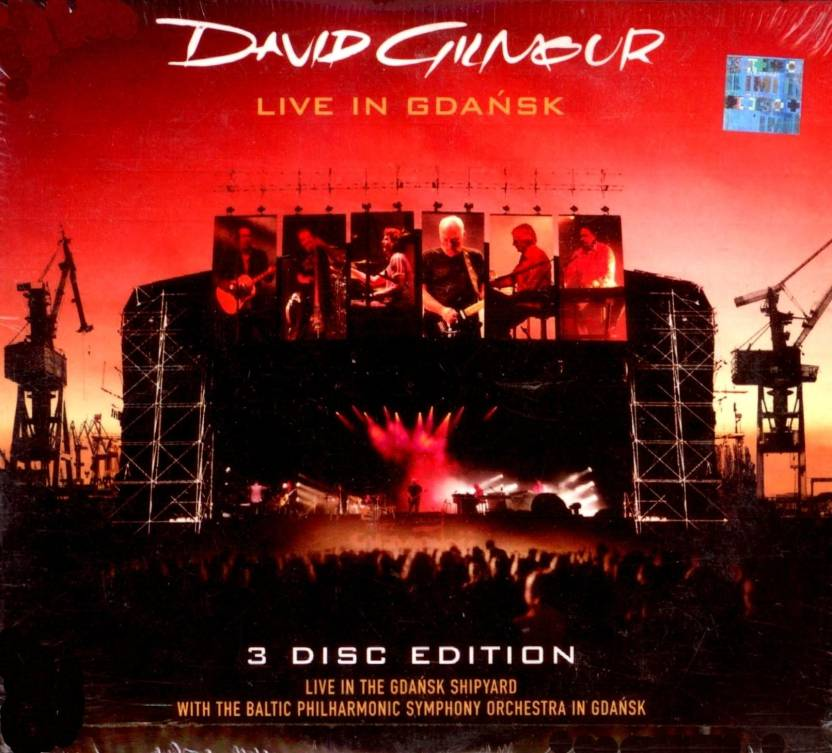 Live In Gdansk (ACD+DVD)